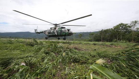 Un terrorista muerto y dos militares heridos en enfrentamiento