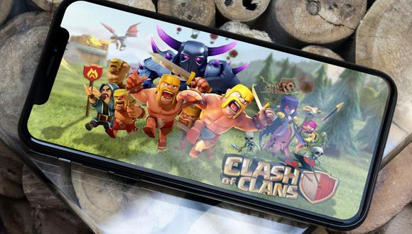 Clash of Clans. (Foto: do you mockup)