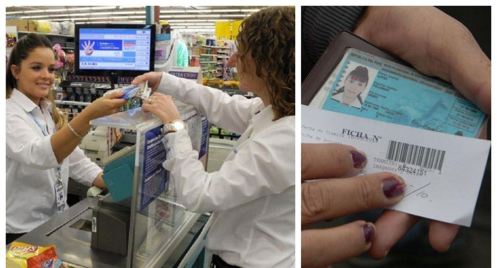 El consumidor puede mantenerse en el anonimato al realizar compras menores a S/700.
