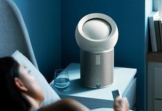 Conoce el ventilador personal que purifica el aire
