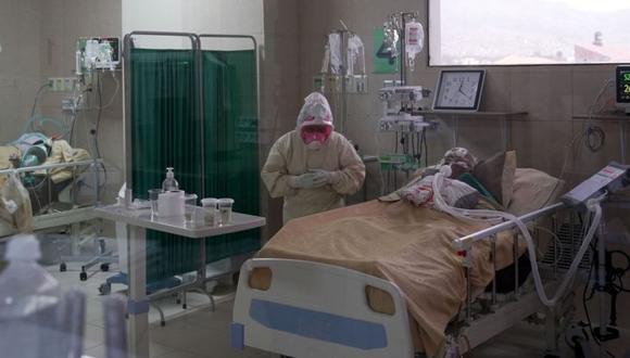 Coronavirus en Bolivia| Últimas noticias | Último minuto: reporte de infectados y muertos hoy, lunes 26 de julio del 2021 | Covid-19. (Foto: Martín SILVA / AFP)