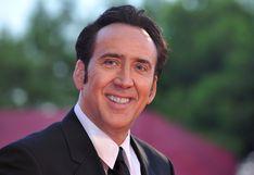 Nicolas Cage negocia interpretarse a sí mismo en una nueva metapelícula