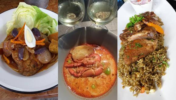 Maridaje patrio: ¿Con qué acompañar algunos de nuestros platos?