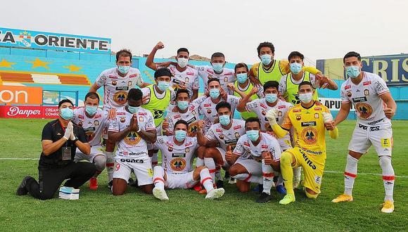 Liga 1: Ayacucho FC es finalista de la Fase 2 y ya esta en la Copa Libertadores 2021.