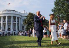 4 de Julio EN VIVO: Trump celebra el Día de la Independencia rodeado de mucha gente pese al coronavirus