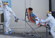México registra 429 muertes y 2.252 casos por coronavirus en un día