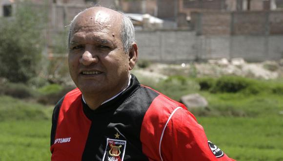 Eduardo 'Patato' Márquez falleció este lunes. Melgar y toda Arequipa lamenta su pérdida. (Foto: Archivo GEC)