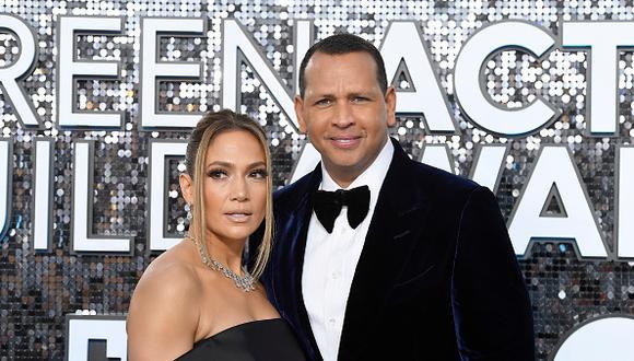 Luego que Alex Rodríguez salió a hablar sobre su pasada relación con Jennifer Lopez, mientras ella está feliz junto a Ben Affleck, la cantante hizo una publicación en Instagram. (Foto: Getty Images)