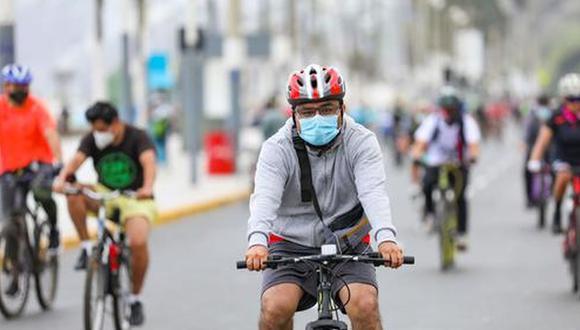 En la vía habrá puestos de auxilio mecánico de bicicletas, unidades médicas móviles y ambulancias. (Foto: Andina-Referencial)