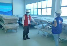 Defensoría insta a poner en funcionamiento 167 camas clínicas en desuso en hospital regional de Pucallpa