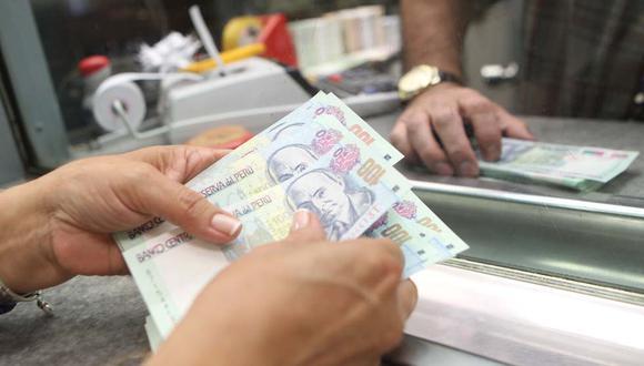 Los bancos desean aminorar el riesgo de elevadas tasas de morosidad, según Sodital. (Foto: GEC)