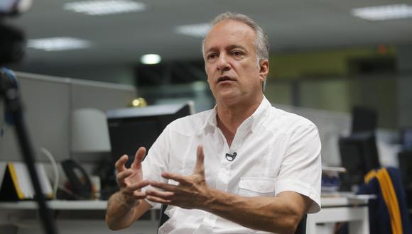 El vocero de Fuerza Popular criticó la elección de Guido Bellido y de algunos de los ministros que integran el gabinete. (Foto: El Comercio)