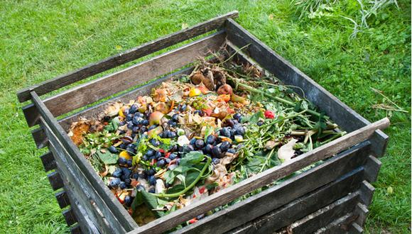 En verano, la compostera debe resguardarse del sol directo, ya que puede alterar su proceso de fermentación. (Foto: Shutterstock)