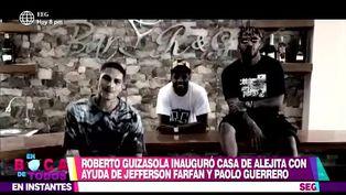 Roberto Guizasola con apoyo de Jefferson Farfán y Paolo Guerrero crea albergue en Puente Piedra