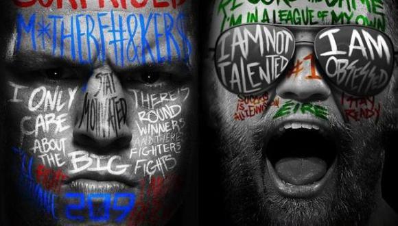 UFC: Conor McGregor tendrá revancha con Nate Díaz el 9 de julio