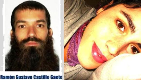 Capturan a madre chilena Natalia Guerra (der.), pareja de Antares de la luz (izquierda), que quemó vivo a su bebé en sacrificio para secta. (Foto: PDI Chile)