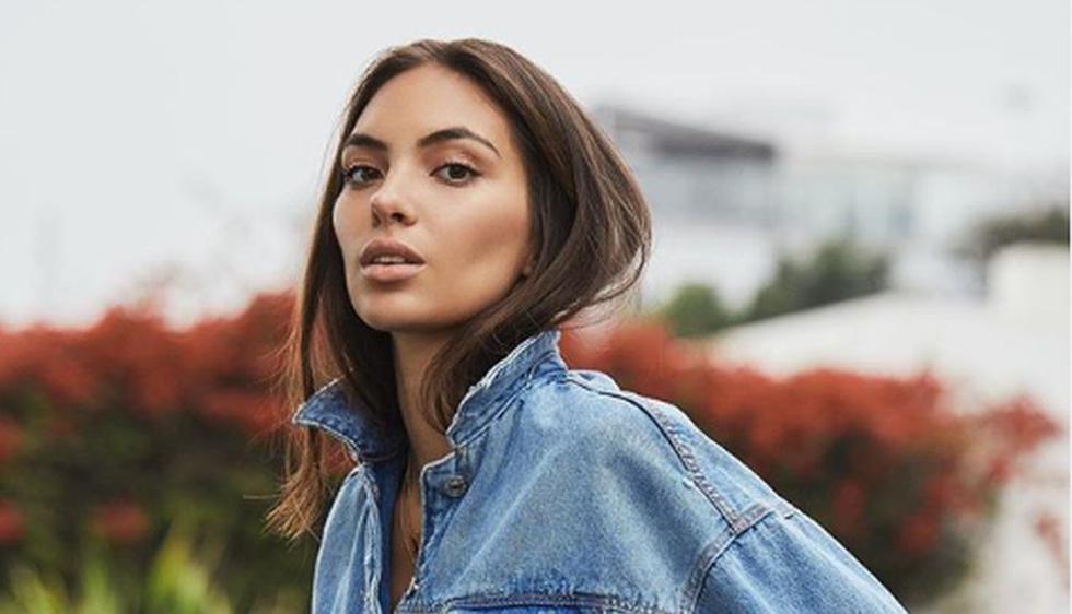 Natalie Vértiz, esposa de Yaco Eskenazi. (Foto: Instagram)