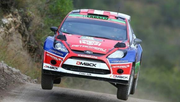 Rally Mundial: Fuchs fue más rápido que ex campeón del Dakar