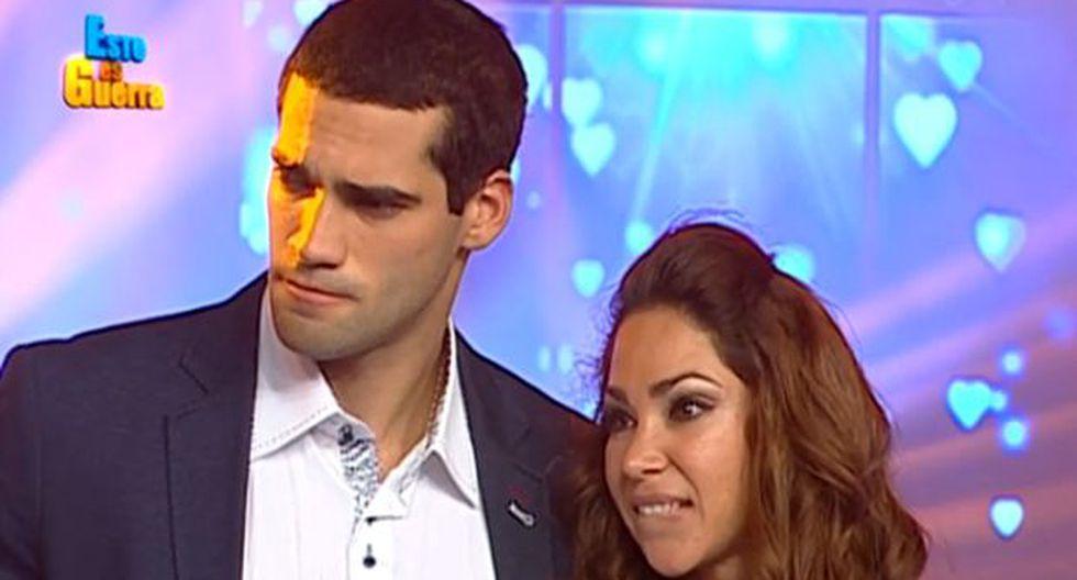 Melissa Loza opinó sobre las supuestas fotos íntimas de Guty
