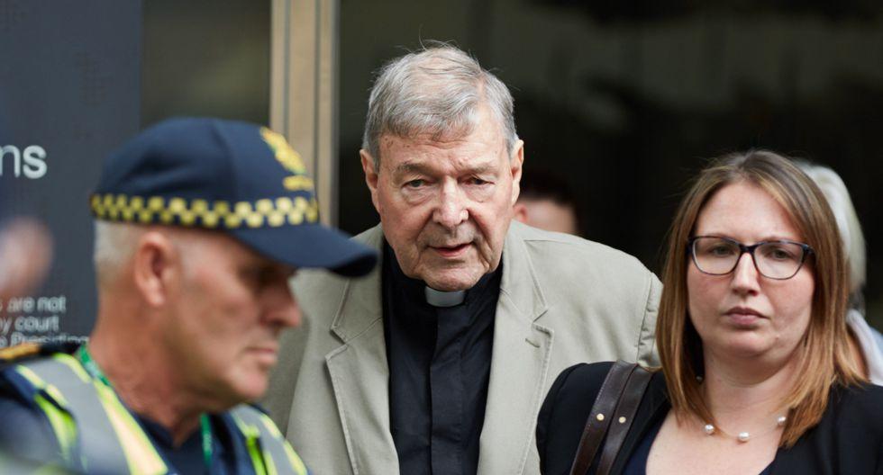Pell fue hallado culpable de abusar sexualmente de dos niños de 13 años tras una misa en la catedral de St Patrick's, en la ciudad de Melbourne, en 1996. (Foto: EFE)