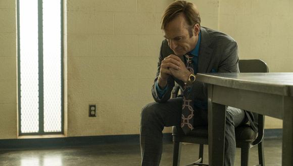 "En ""Better Call Saul"" Jimmy McGill (Bob Odenkirk) tiene un plan para su carrera. Foto: AMC."