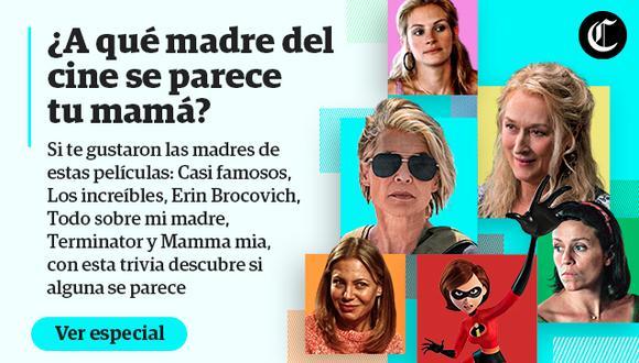 En la trivia, deberás responder 10 preguntas para descubrir a que madre de película se parece tu mamá. (Foto: El Comercio)