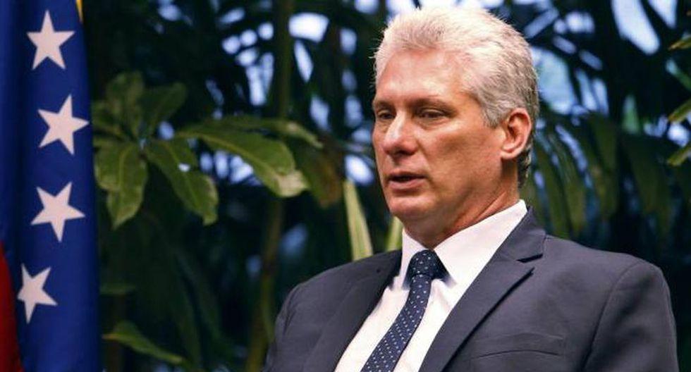 Durante su gira, Díaz-Canel abordará con sus interlocutores los principales temas de las respectivas agendas bilaterales y analizará asuntos internacionales de interés común, según informó la Cancillería cubana. (Foto: EFE)