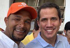 """Guaidó acusa al régimen de Maduro de """"asesinar"""" a dirigente opositor que fue hallado carbonizado"""