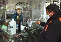 El Congreso de Bolivia autoriza dióxido de cloro para tratar el coronavirus