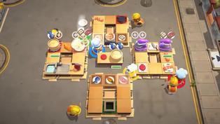 """Juegos gratis: Mira el tráiler de """"Overcooked 2"""""""