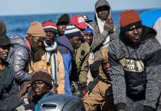 Unos 170 migrantes desaparecen en dos incidentes en el Mediterráneo