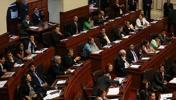 Fuerza Popular define el martes si interpela a Carlos Basombrío