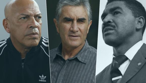 Oblitas, Calderón y Mosquera, algunos de los técnicos que repitieron en Cristal.