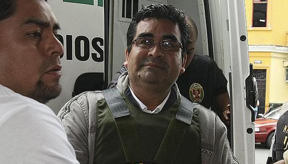 César Álvarez: PJ amplía prisión preventiva por 18 meses más