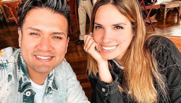Deyvis Orosco y Cassandra Sánchez De Lamadrid anuncian con tierno video que se convertirán en padres. (Foto: Cassandra Sánchez de Lamadrid / Instagram)
