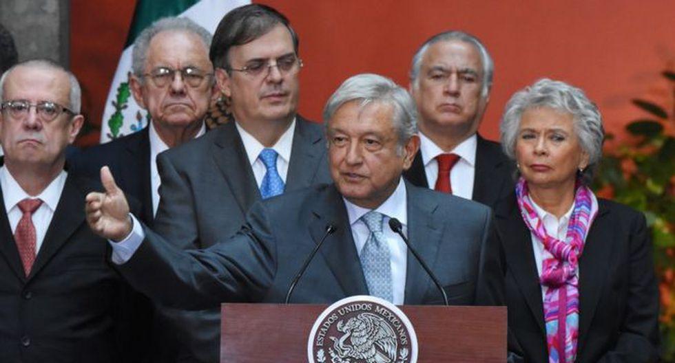 Como parte de su objetivo de cambiar a México, Andrés Manuel López Obrador omitirá varias tradiciones en la forma en que asumirá el poder. (GETTY IMAGES vía BBC)