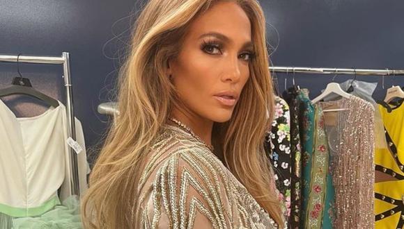 Jennifer Lopez y Netflix firman un acuerdo para crear contenido. (Foto: Instagram @jlo).