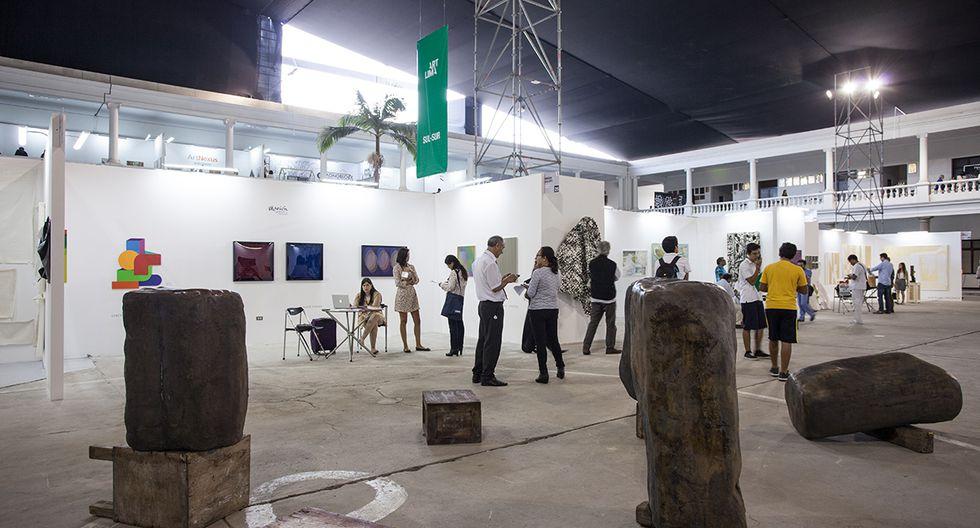 Conversatorios, prácticas para estudiantes, visitas guiadas y exposiciones institucionales este año en ArtLima.