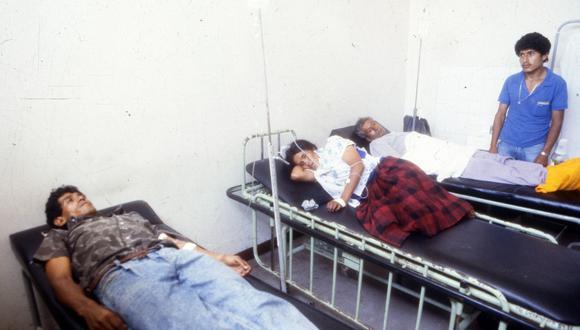 El brote epidémico comenzó en la costa del Perú. La bacteria se halló por primera vez en la población de Chancay y Chimbote, el 23 y 29 de enero de 1991, respectivamente. (Foto:  archivo histórico GEC)