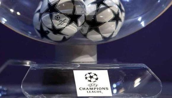 Sorteo de la Champions League se realizará este lunes | Foto: UEFA