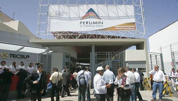 Perumin es organizado por el Instituto de Ingenieros de Minas del Perú (IIMP).