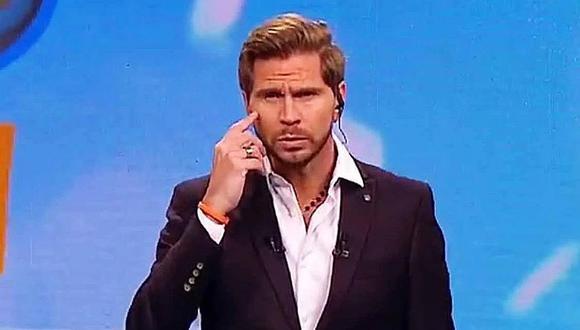 El conductor argentino Sebastián Vignolo deja Fox Sports por ESPN