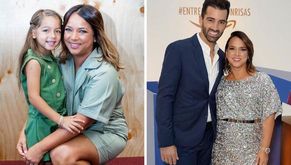 La actriz Adamari López recibió una tierna sorpresa por parte de su esposo e hija.(@toni / @adamarilopez).
