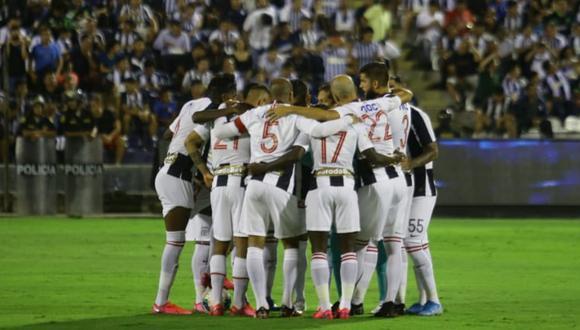 Alianza Lima viene de empatar 2-2 ante Cusco FC. (Foto: FEC)