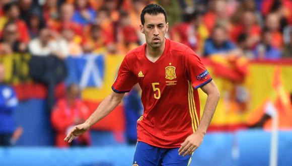 La Selección de España debutará ante Suecia en la Eurocopa. (Foto: AFP)