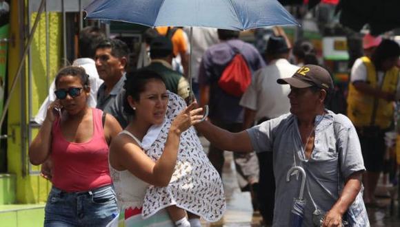 Piura registró la temperatura más alta del país el último fin de semana