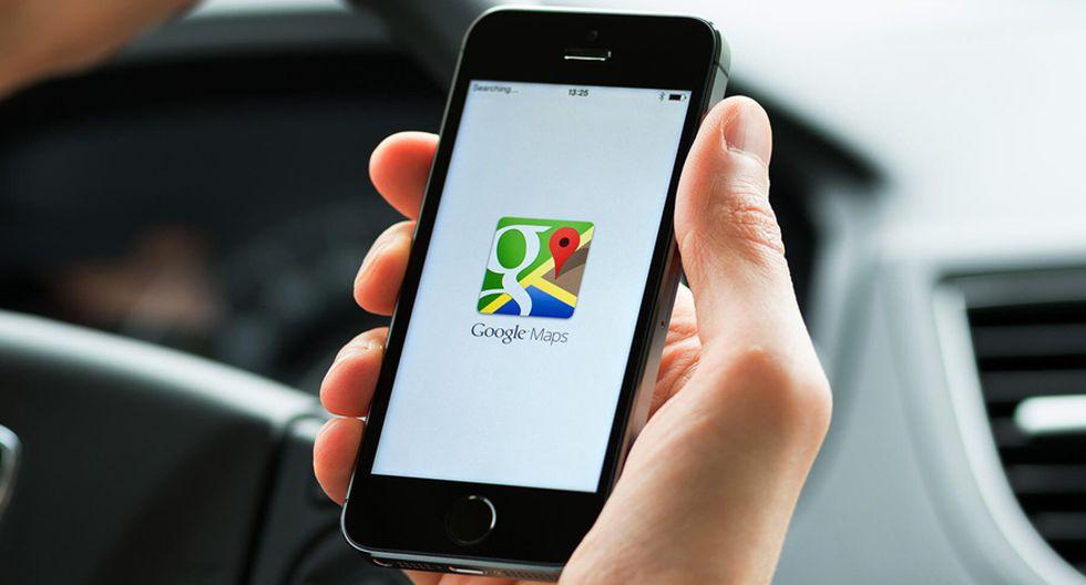Google Maps te ayudará a reportar problemas en las carreteras.