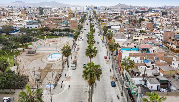 Los trabajos se ejecutan en el tramo comprendido entre la Av. Malecón Grau y la calle Kan Kun, en Chorrillos. (Foto: Municipalidad de Lima)