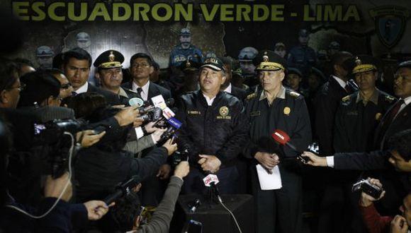 Urresti niega nexo de oficina de Humala con Caso López Meneses
