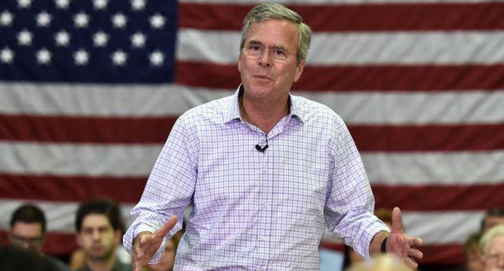 Estados Unidos: Jeb Bush no cierra la puerta al uso de tortura